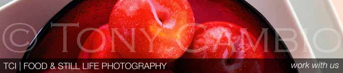 TCi Food Photography and Still Life Photography Vacancies
